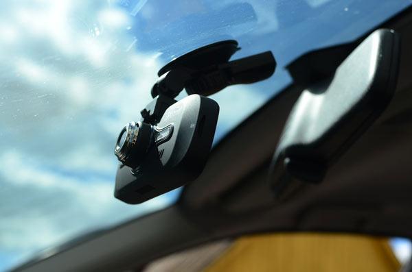 Тест-обзор нового автомобильного  видеорегистратора AdvoCam-FD8 Black-GPS