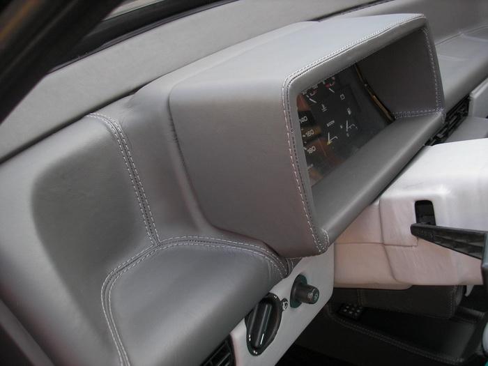 Перетяжка салона автомобиля своими руками ваз 2109
