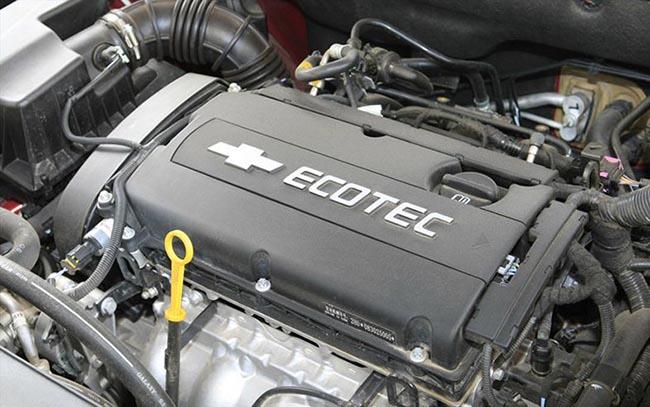Штатные двигатели Шевроле Круз