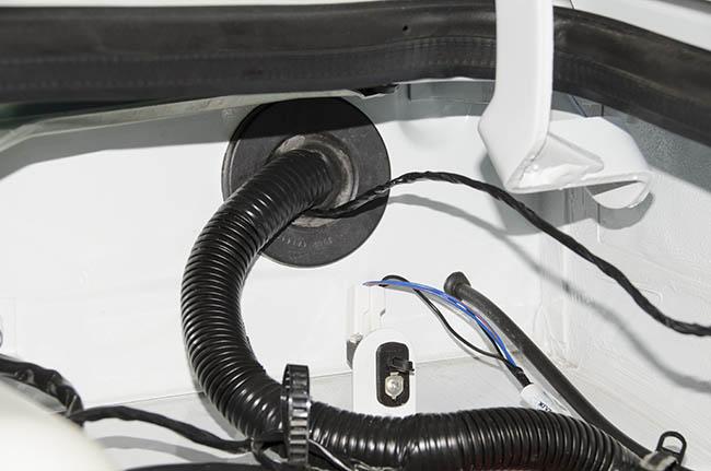 Установка сирены сигнализации Pandora LX3030