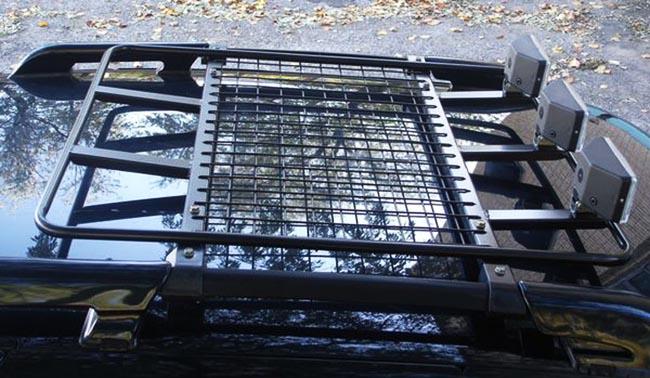 Багажник на крышу автомобиля ваз своими руками фото 820