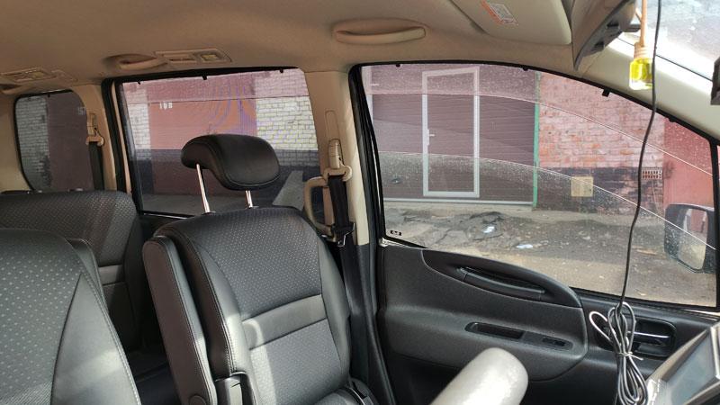 Тестируем каркасные автошторки EscO на автомобиль