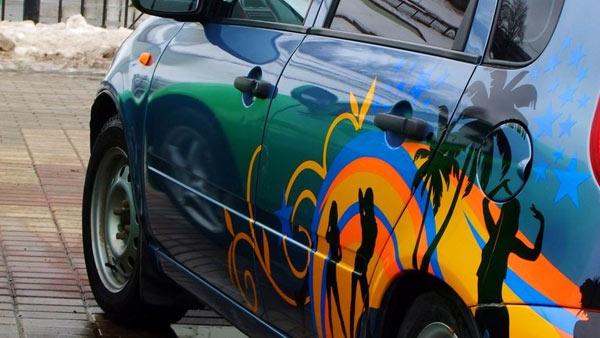 Тюнинг кузова Лада Калина хэтчбэк: как сделать хорошую машину прекрасной