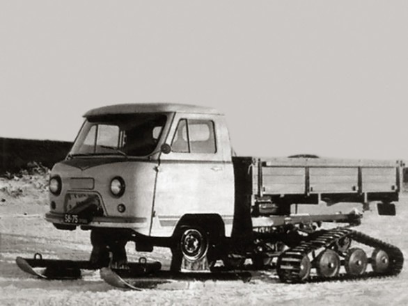 Тюниниг УАЗ 3303: как из «головастика» вырастить настоящую машину