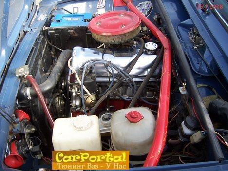 Тюнинг ваз 2101 двигатель своими руками
