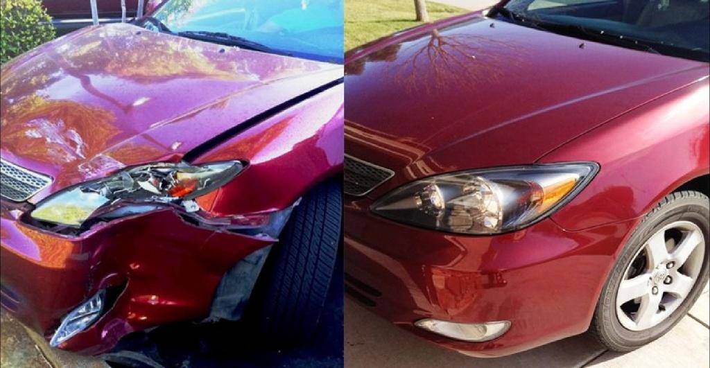 Восстановление кузова автомобиля после ДТП: оценка, затраты, выбор СТО