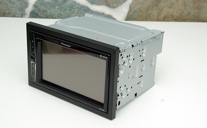 Pioneer MVH-A210BT – мультимедийная система с Bluetooth, тест