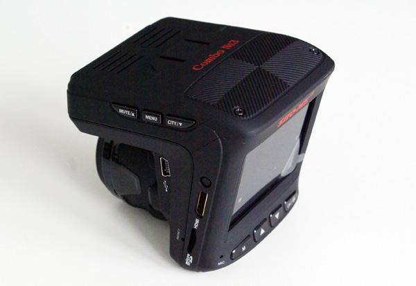 Видеорегистратор совмещенный с радар детектором