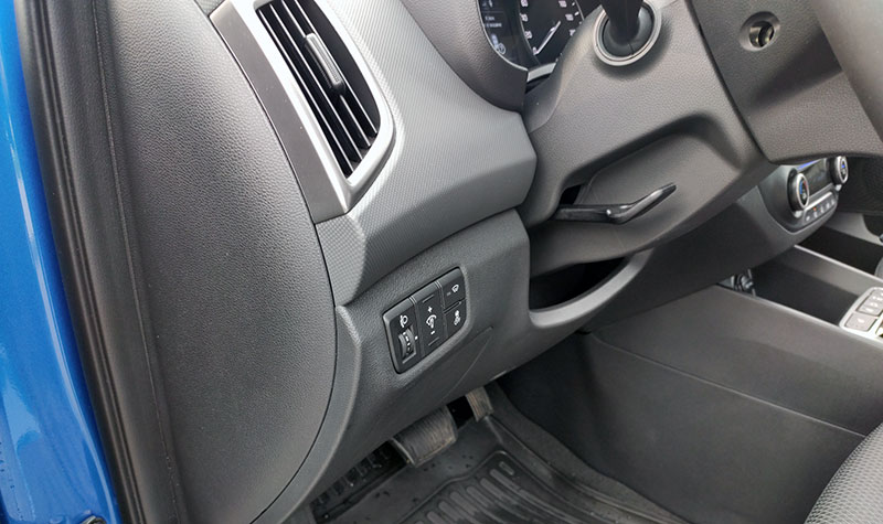Тест драйв Hyundai Creta - в королевском синем