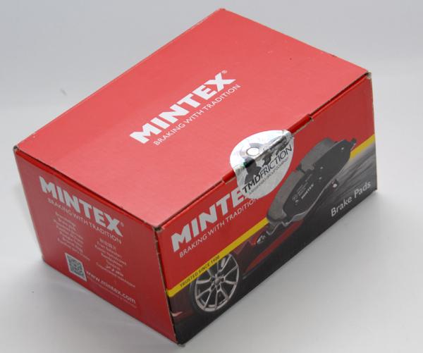 Тест передних тормозных колодок MINTEX на Ford Focus II