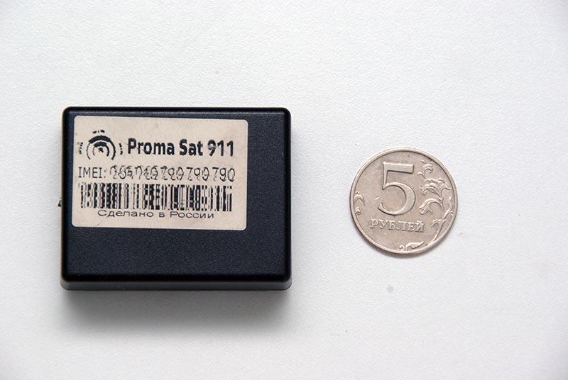 Proma Sat 911 Mini – автомобильный поисковый маяк, тест