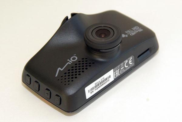 Автомобильный видеорегистратор Mio MiVue 678 - фото 3