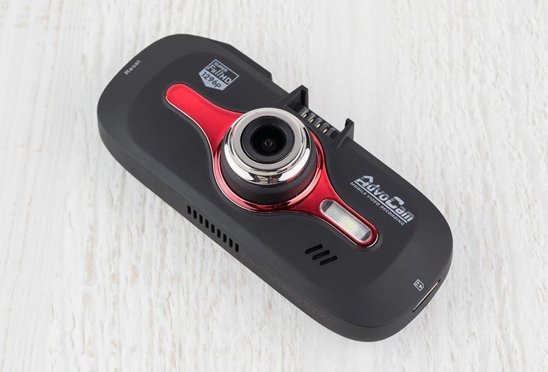 Тест-обзор AdvoCam-FD8 RED-II – автомобильный видеорегистратор c GPS + ГЛОНАСС