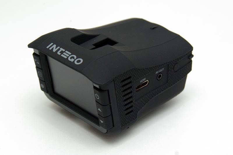 Тестируем автомобильный виедорегистратор с радар детектором INTEGO Colt
