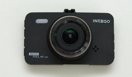INTEGO VX-380DUAL – автомобильный регистратор с парковочной камерой