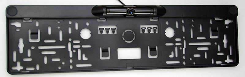 INTEGO AP-020 – рамка для номерного знака с Wi-Fi-камерой, тест