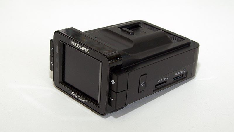 Neoline X-COP 9100s – гибрид видеорегистратора и радар-детектора с встроенным GPS-информером, тест