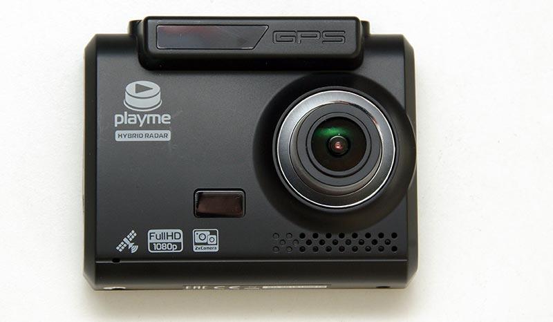 Playme Omega – автомобильный видеорегистратор с радар-детектором и парковочной камерой и  GPS информером, тест