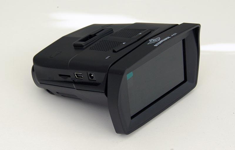 Stonelock Aco – автомобильный видеорегистратор с радар-детектором и GPS-информером, тест