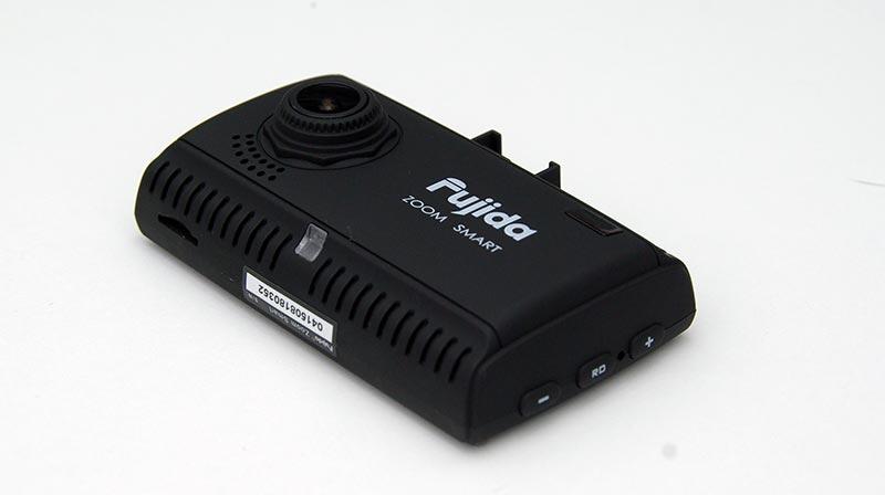 Fujida Zoom Smart – автомобильный видеорегистратор с GPS-информером и Wi-Fi, тест
