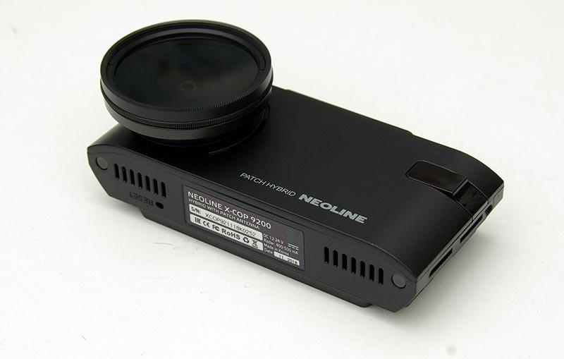 Neoline X-COP 9200 – автомобильный видеорегистратор гибрид с радар-детектором, тест