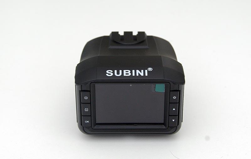 Subini GR-H9 PLUS – автомобильный видеорегистратор с радар-детектором и GPS-информером, тест