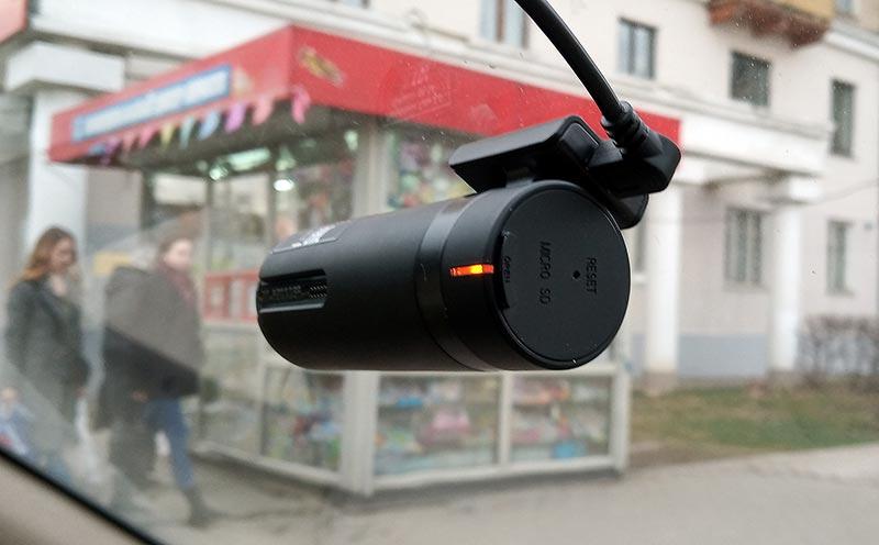 TrendVision Tube 2.0 – автомобильный видеорегистратор Super HD с Wi-Fi, тест