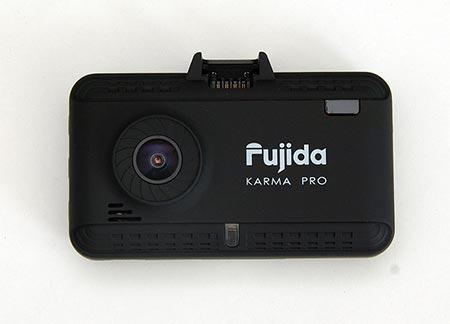 Fujida Karma Pro WiFi – автомобильный комбинированный Super HD видеорегистратор с сигнатурным радар-детектором, GPS-информером и Wi-Fi, тест