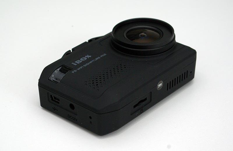 iBox F5 WiFi Signature A12 – сигнатурный радар-детектор совмещенный с видеорегистратором, тест