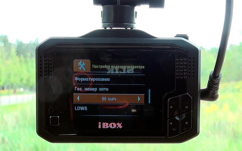 iBox F5 Slim Signature A12 – видеорегистратор, совмещенный с сигнатурным радар-детектором, тест