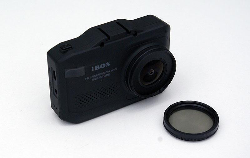 iBOX F5 LASERVISION WiFi SIGNATURE – автомобильный комбинированный видеорегистратор с радар-детектором, тест