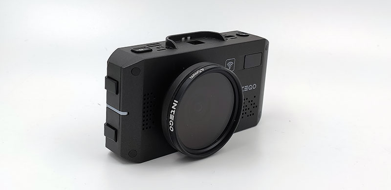 Тестируем Intego VX-1300S – автомобильный комбинированный видеорегистратор с сигнатурным радар-детектором