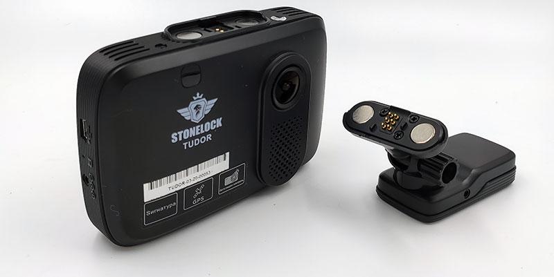 Stonelock Tudor – комбинированный видеорегистратор с радар-детектором, тест