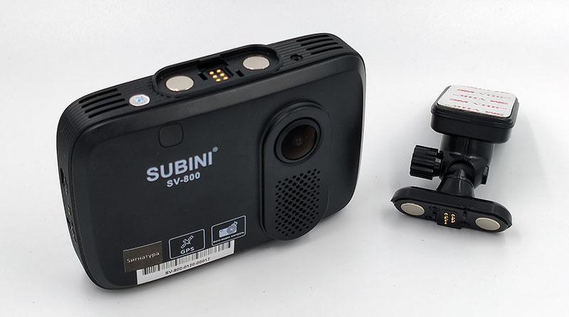 Тестируем Subini SV-800 – комбинированный видеорегистратор с сигнатурным радар-детектором