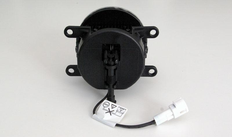 OSRAM LEDriving F1 LED FOG 201 – противотуманная фара 90 мм, тест