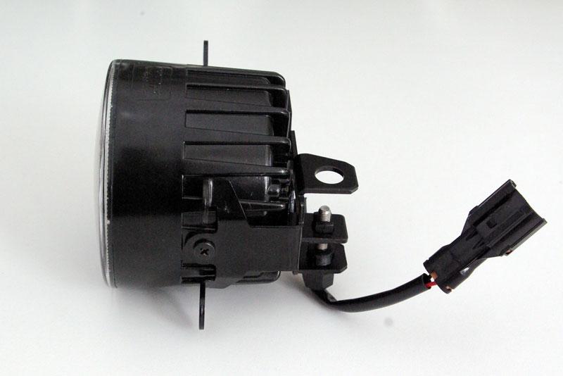 MTF Light ECE R19 – противотуманная фара 90 мм, тест
