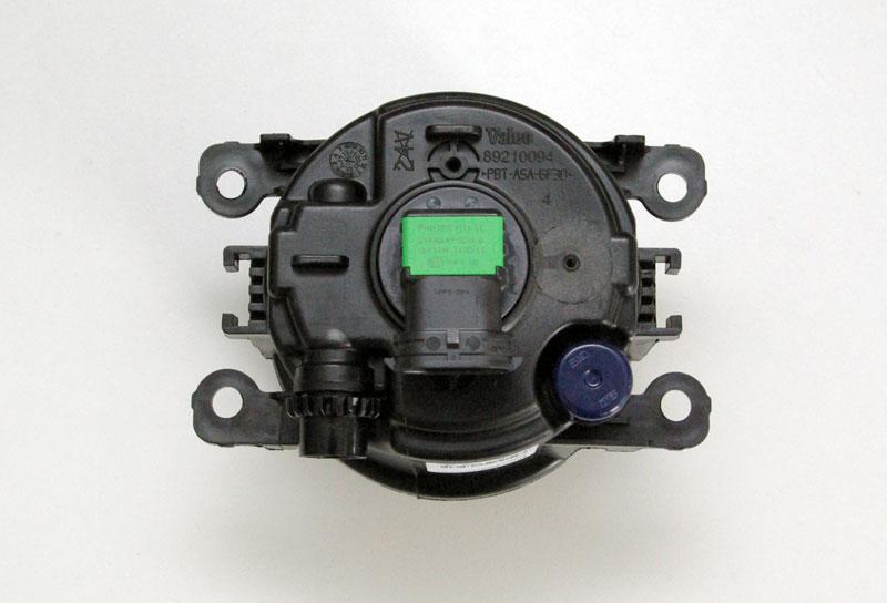 Valeo 047401 – противотуманная фара 90 мм, тест