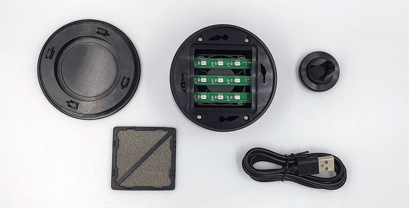 Osram AirZing LEDAS101-BK – автомобильный дезинфектор воздуха, тест