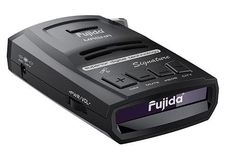 Fujida Magna – сигнатурный радар-детектор с GPS-информером, тест
