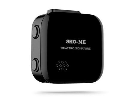 Sho-Me Quattro Signature – автомобильный сигнатурный радар-детектор на патч-антенне с ГЛОНАСС-приемником, тест