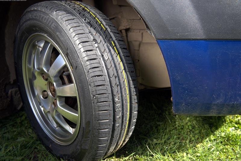 Bridgestone Ecopia EP150 – летняя шина, тест