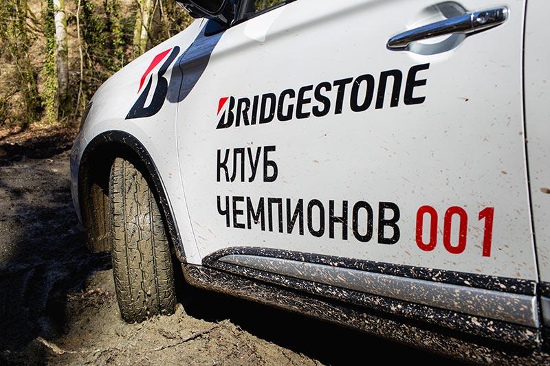 Bridgestone Dueler A/T 001 – летняя шина для кроссоверов SUV, тест