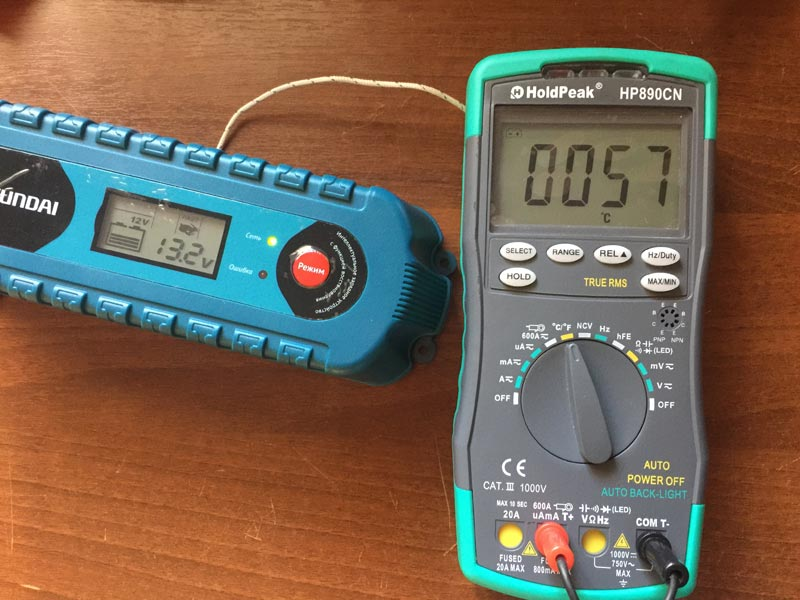 зарядное устройство hyundai hy400