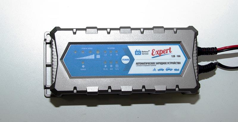 Battery Service Expert PL-C010P – зарядное устройство для автомобильных аккумуляторов, тест