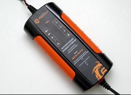 Тестируем «Агрессор» AGR/SBC-080 Brick – зарядное устройство для автомобильных АКБ