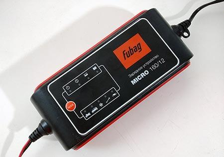 Тестируем FUBAG Micro 160/12 – зарядное устройство для автомобильных АКБ