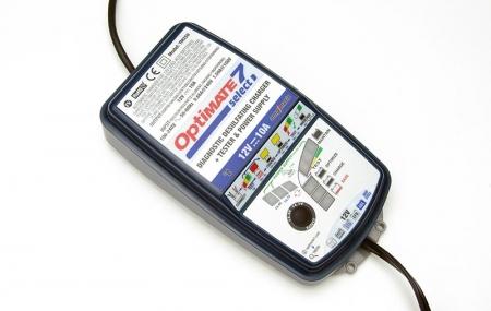 Тестируем Optimate 7 Select TM250 – зарядное устройство для автомобильных АКБ