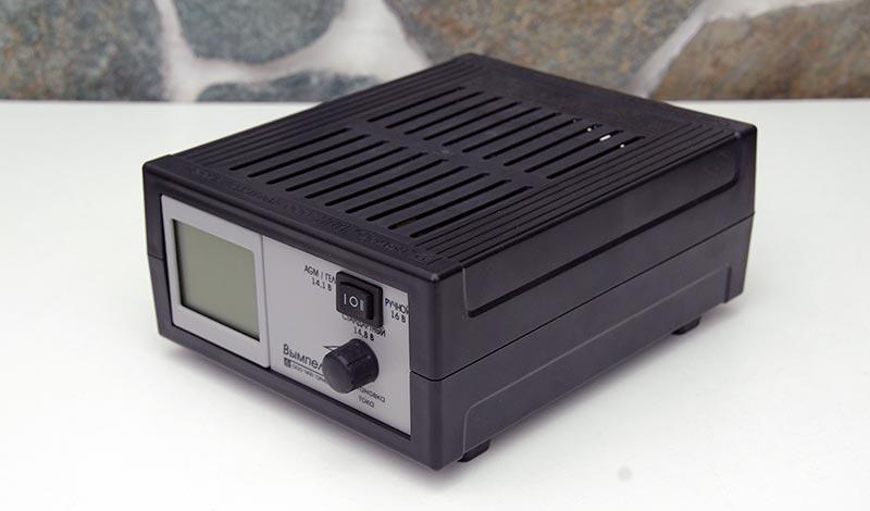 «ВЫМПЕЛ-37» – зарядное устройство для автомобильных аккумуляторов, тест