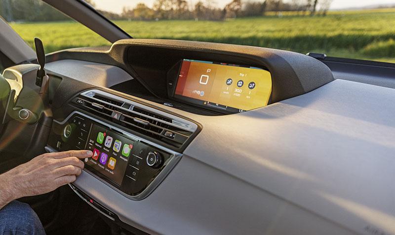 Citroën  интуитивно понятные технологии, упрощающие жизнь