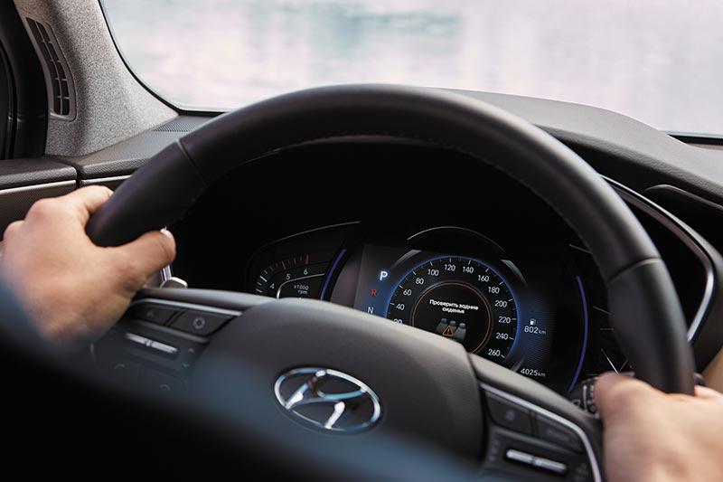 Hyundai Motor представляет Santa Fe нового поколения